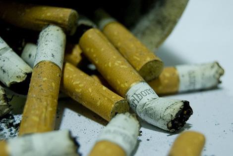 embarazada deja de fumar