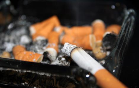 embarazada fumadora
