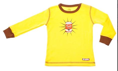 camiseta bebe