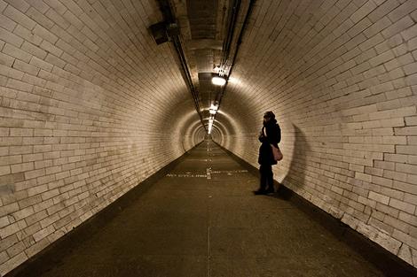 claustrofobia metro embarazada
